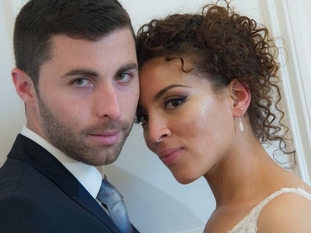 Le mariage de Nassira et Vincent