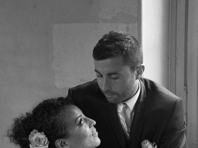Le mariage de Vincent et Nassira à Vouillé, Deux-Sèvres 49
