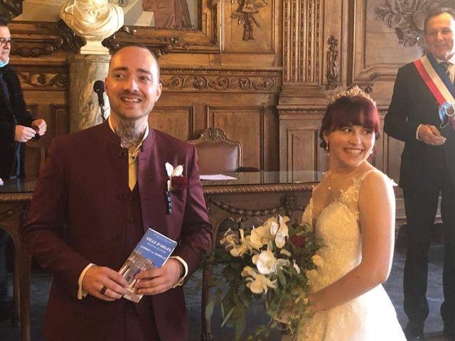 Le mariage de Yllana et Louis