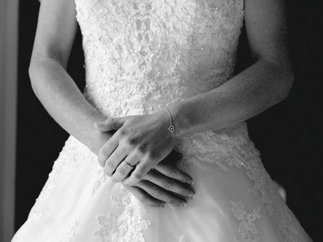 Le mariage de Romain et Alexia à Raze, Haute-Saône 16