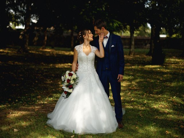 Le mariage de Romain et Alexia à Raze, Haute-Saône 27