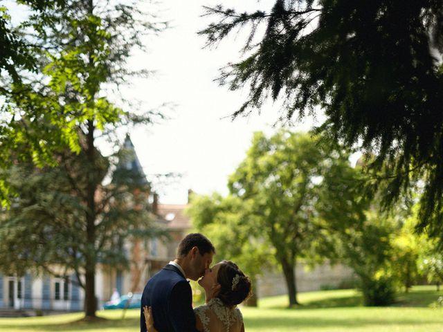 Le mariage de Romain et Alexia à Raze, Haute-Saône 28