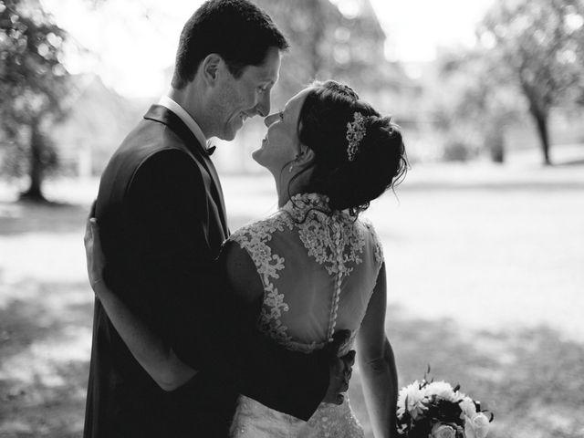 Le mariage de Romain et Alexia à Raze, Haute-Saône 29