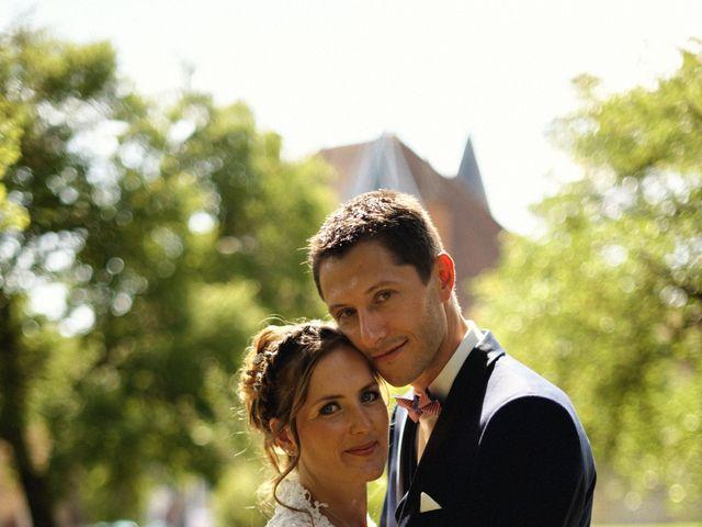 Le mariage de Romain et Alexia à Raze, Haute-Saône 33