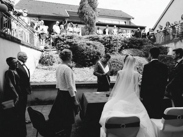 Le mariage de Romain et Alexia à Raze, Haute-Saône 35