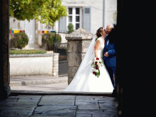 Le mariage de Romain et Alexia à Raze, Haute-Saône 37