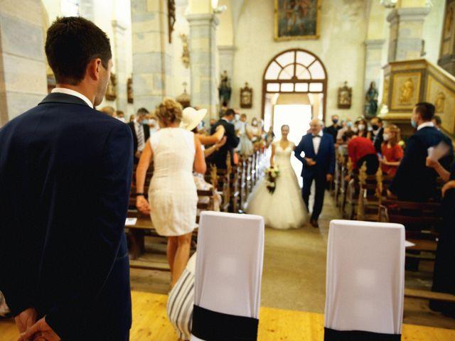 Le mariage de Romain et Alexia à Raze, Haute-Saône 39