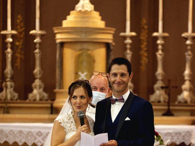 Le mariage de Romain et Alexia à Raze, Haute-Saône 40