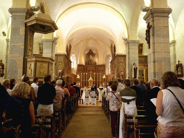 Le mariage de Romain et Alexia à Raze, Haute-Saône 41