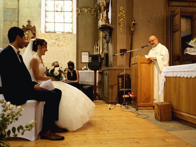 Le mariage de Romain et Alexia à Raze, Haute-Saône 44