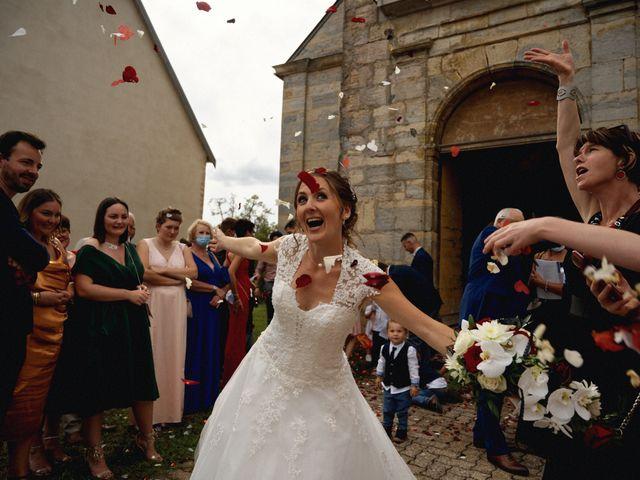 Le mariage de Romain et Alexia à Raze, Haute-Saône 50