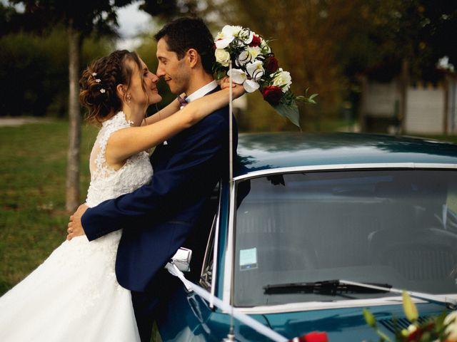 Le mariage de Romain et Alexia à Raze, Haute-Saône 54