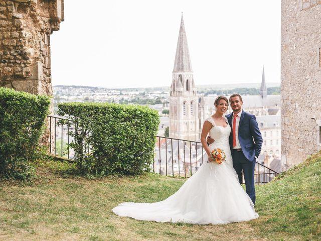 Le mariage de Maxime et Mélanie à Vendôme, Loir-et-Cher 27