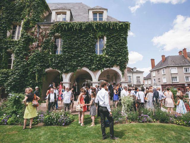 Le mariage de Maxime et Mélanie à Vendôme, Loir-et-Cher 38
