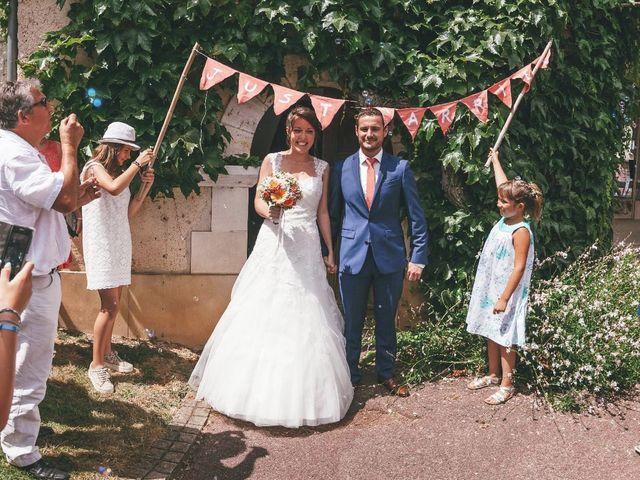 Le mariage de Maxime et Mélanie à Vendôme, Loir-et-Cher 44