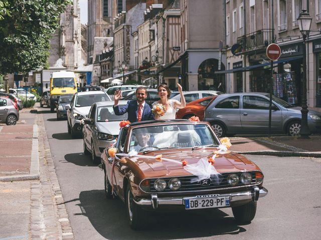 Le mariage de Maxime et Mélanie à Vendôme, Loir-et-Cher 45