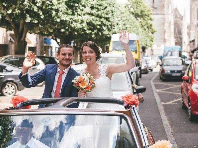 Le mariage de Maxime et Mélanie à Vendôme, Loir-et-Cher 46