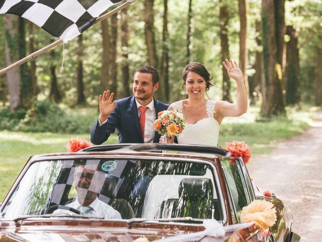 Le mariage de Maxime et Mélanie à Vendôme, Loir-et-Cher 56