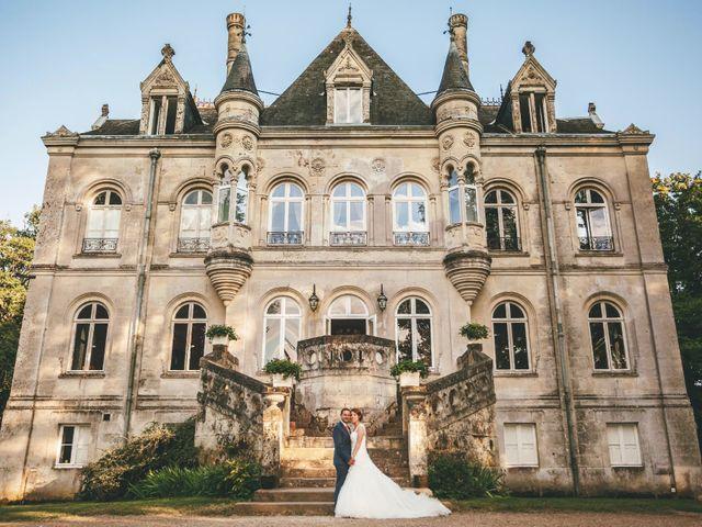 Le mariage de Maxime et Mélanie à Vendôme, Loir-et-Cher 82