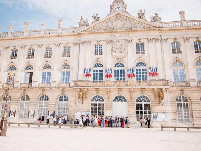 Le mariage de Mathieu et Amandine à Nancy, Meurthe-et-Moselle 7