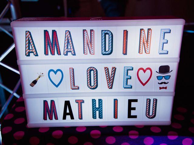 Le mariage de Mathieu et Amandine à Nancy, Meurthe-et-Moselle 18