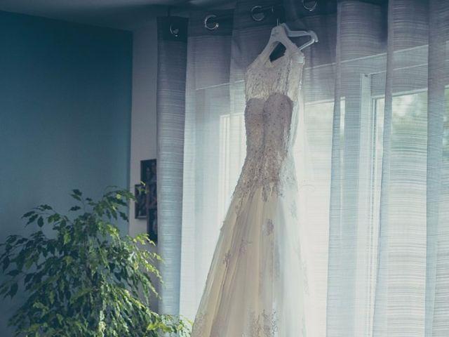 Le mariage de Simon et Olivia à Val-de-Reuil, Eure 9