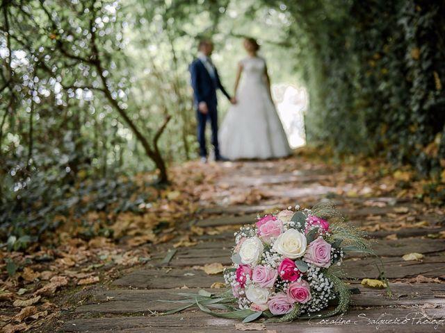 Le mariage de Simon et Olivia à Val-de-Reuil, Eure 20