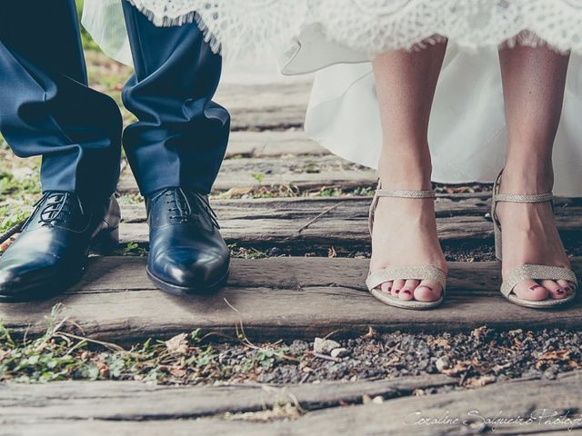 Le mariage de Simon et Olivia à Val-de-Reuil, Eure 21
