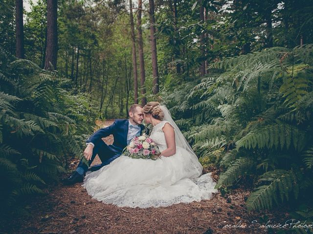 Le mariage de Simon et Olivia à Val-de-Reuil, Eure 22