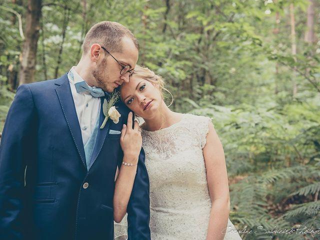 Le mariage de Simon et Olivia à Val-de-Reuil, Eure 24