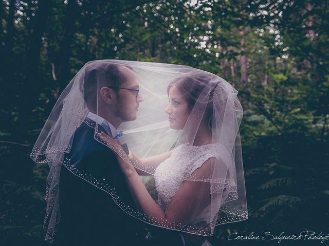 Le mariage de Olivia et Simon