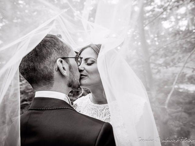 Le mariage de Simon et Olivia à Val-de-Reuil, Eure 27