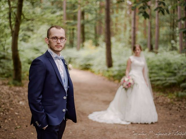 Le mariage de Simon et Olivia à Val-de-Reuil, Eure 29
