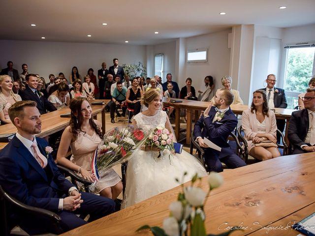 Le mariage de Simon et Olivia à Val-de-Reuil, Eure 41