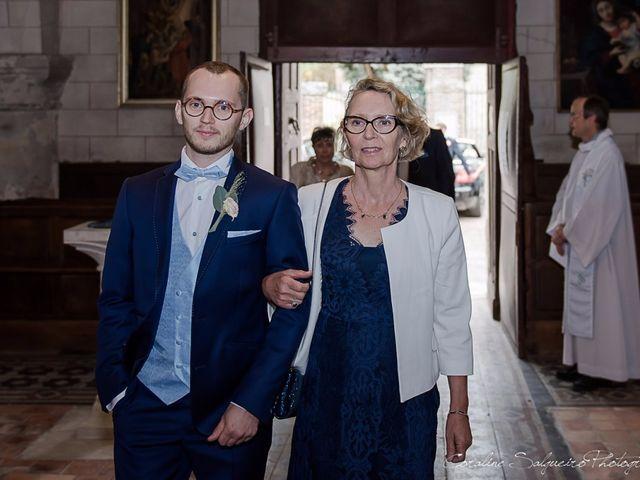 Le mariage de Simon et Olivia à Val-de-Reuil, Eure 46