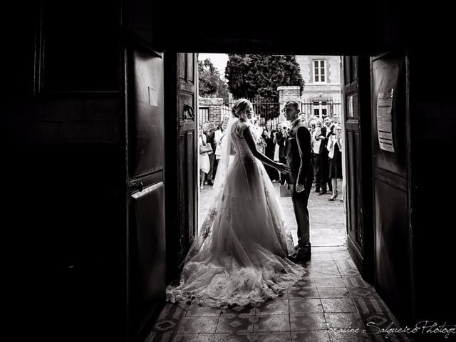 Le mariage de Simon et Olivia à Val-de-Reuil, Eure 49