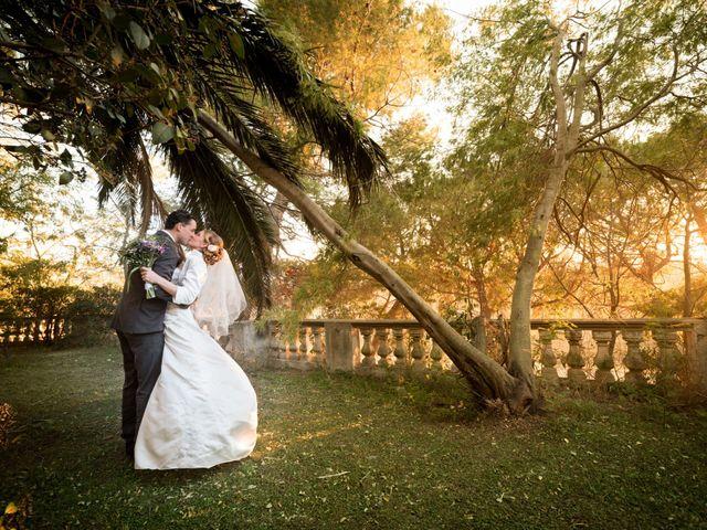 Le mariage de Julia et Xavier