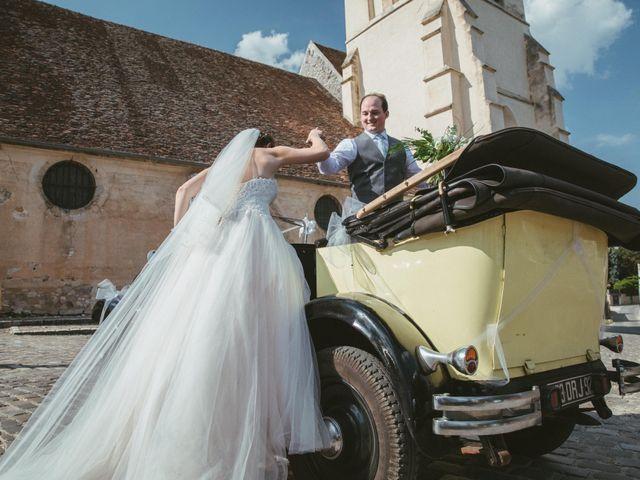 Le mariage de Connor et Sabine à Coulommiers, Seine-et-Marne 10