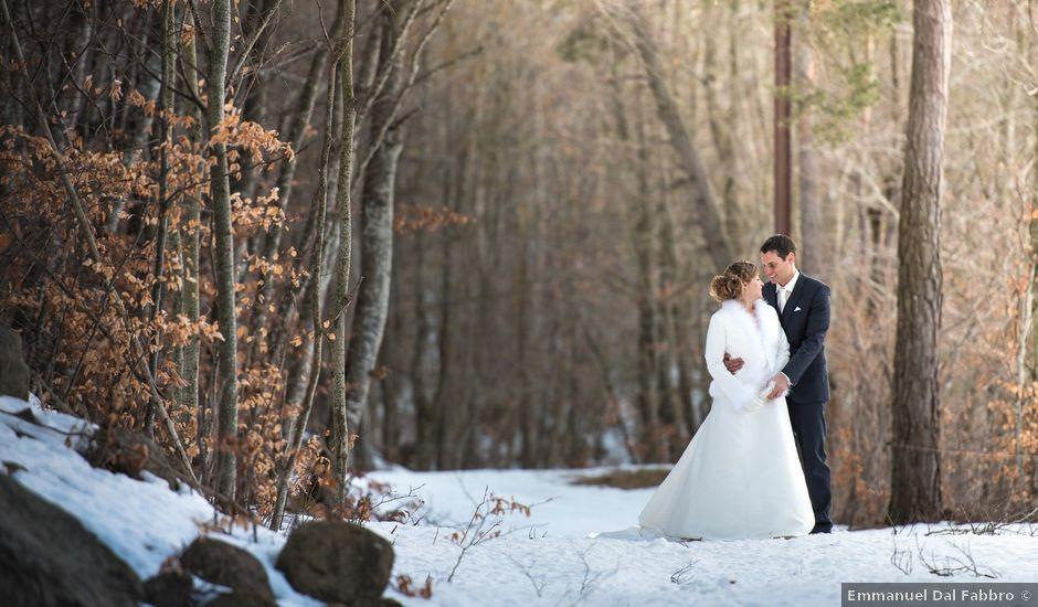 Le mariage de Anthony et Sophie à Embrun, Hautes-Alpes