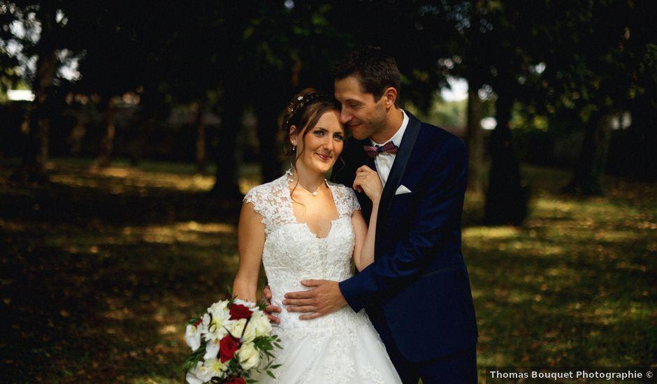 Le mariage de Romain et Alexia à Raze, Haute-Saône