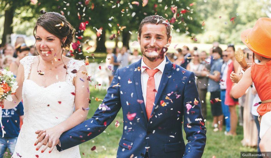 Le mariage de Maxime et Mélanie à Vendôme, Loir-et-Cher