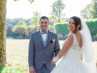 Le mariage de Christelle et Jessy