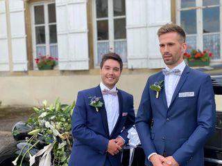 Le mariage de Johnny et Cyril