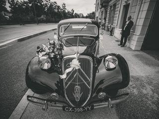 Le mariage de Johnny et Cyril 2
