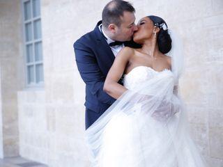 Le mariage de Dianne et Gérard