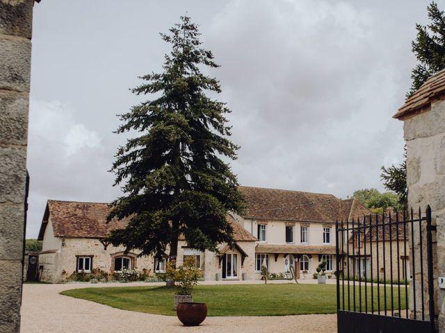 Le mariage de Sylvain et Charline à Faverolles, Eure-et-Loir 3