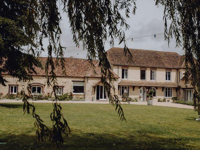 Le mariage de Sylvain et Charline à Faverolles, Eure-et-Loir 4