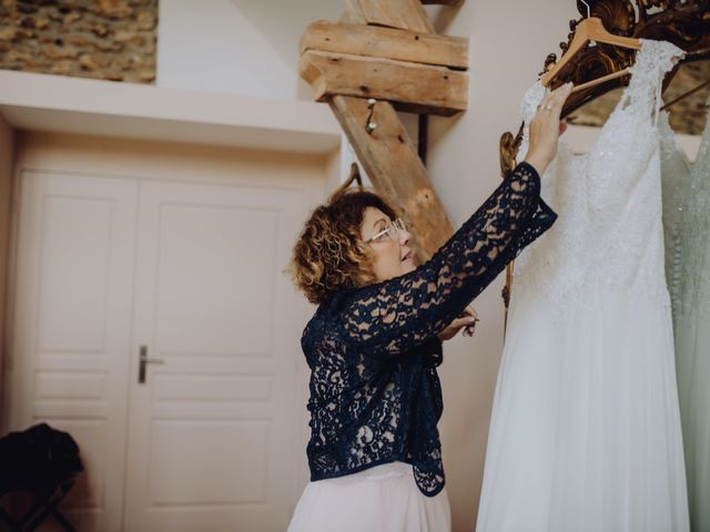 Le mariage de Sylvain et Charline à Faverolles, Eure-et-Loir 27
