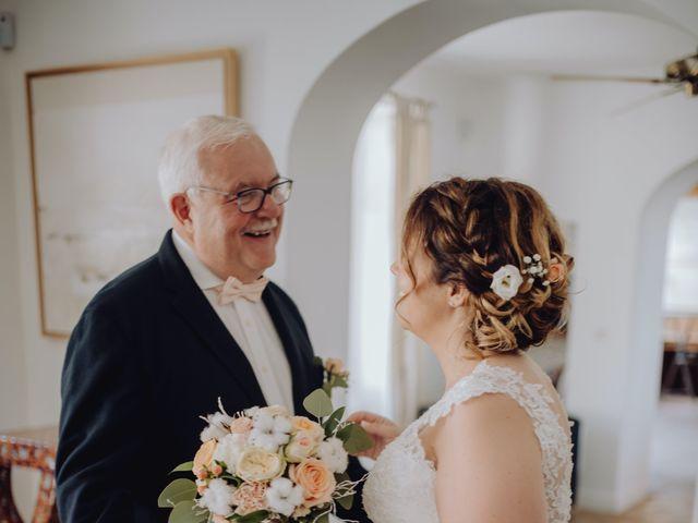 Le mariage de Sylvain et Charline à Faverolles, Eure-et-Loir 35