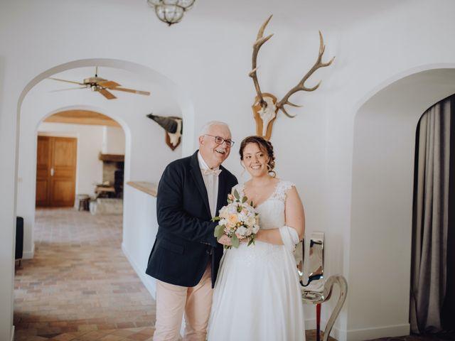 Le mariage de Sylvain et Charline à Faverolles, Eure-et-Loir 37